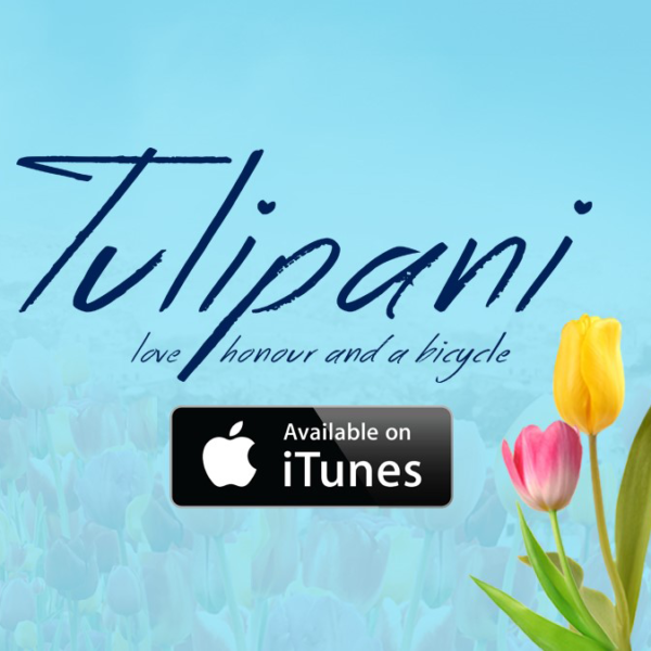 Tulipani Now Available on iTunes Canada